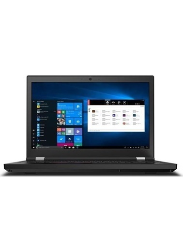 "Lenovo Lenovo ThinkPad P15 20ST005WTXZ4 i9 10885H 32GB 2TB SSD RTX4000 W10P 15.6"" FHD Renkli"